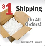 $1 shipping on all domestic eSmoke Center orders!